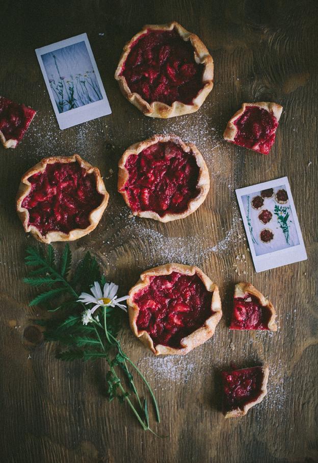 бисквити с ягоди