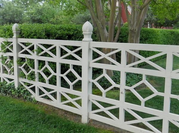 градински-огради