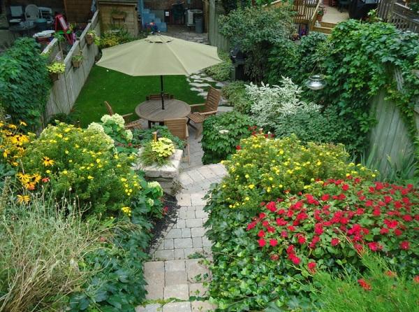 градински-чадъри