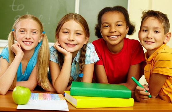 деца в училищна възраст
