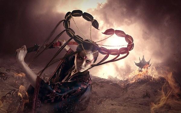 жена скорпион