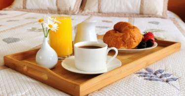 закуска-в-леглото