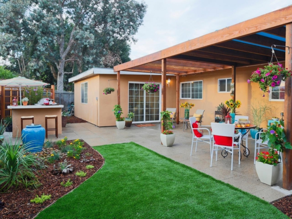идеи за градината и двора