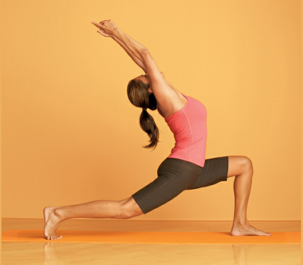 йога упражнения за отслабване