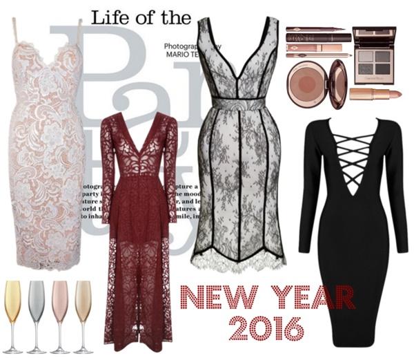 как да се облечем за Нова година
