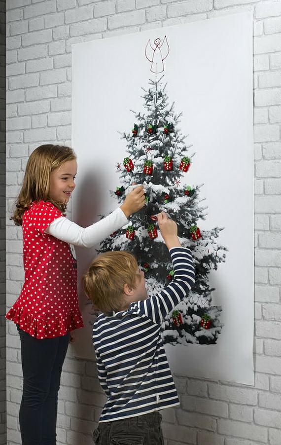 koledna dekoraciq na detska staq