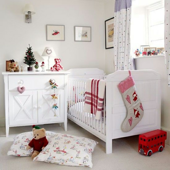 коледна декорация за детска стая