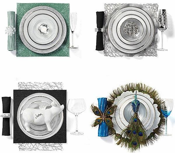 koledna dekoraciq za masa