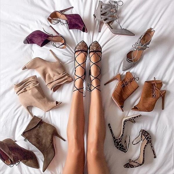 мания за обувки
