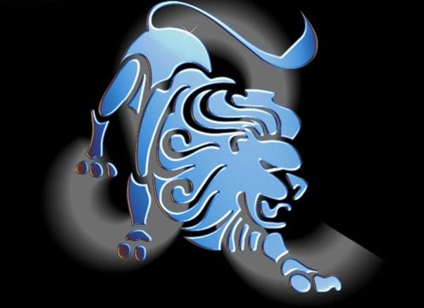 мъж лъв