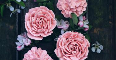 мъфини-рози