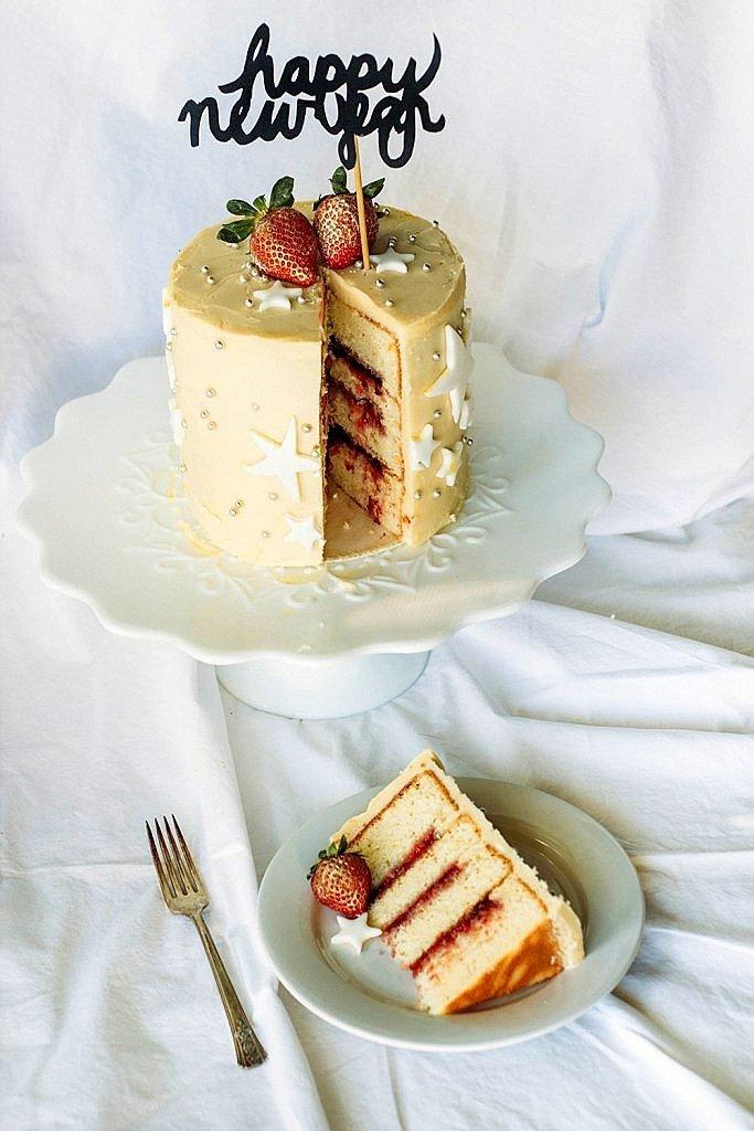 новогодишна торта
