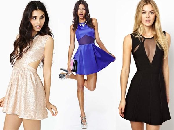 новогодишни рокли