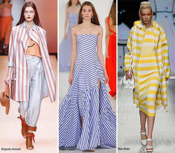 Принт тенденции пролет 2016