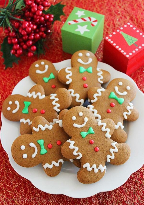 джинджифилови Коледни сладки