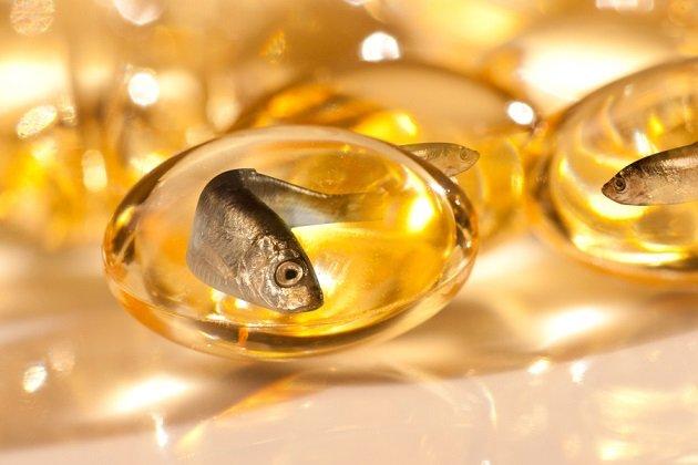 рибено масло за деца