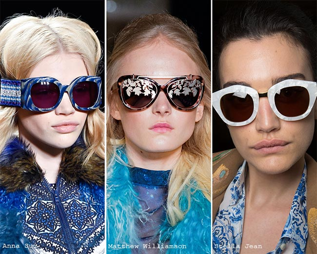 слънчеви очила 2015