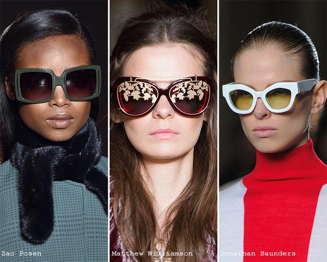 слънчеви очила 2016