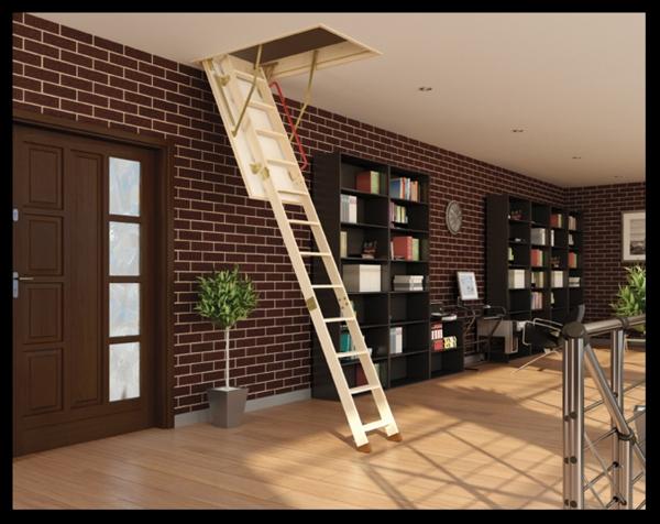 тавански-стълби