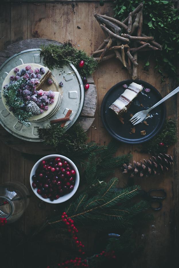 торта за Коледа