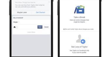фейсбук раздяла