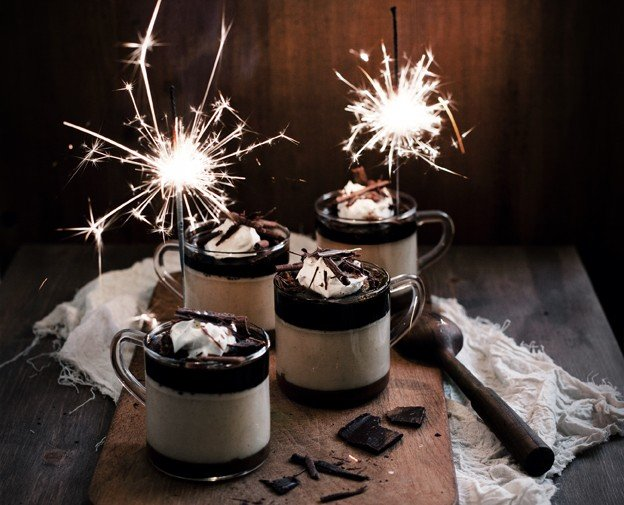 новогодишен десерт