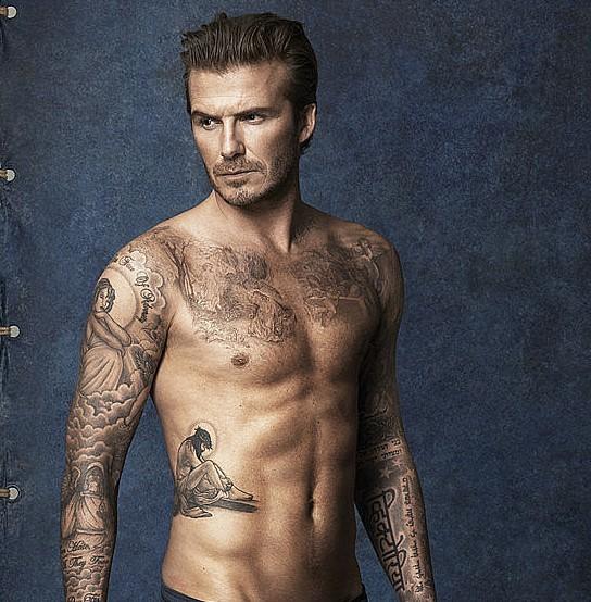 мъже с татуировки