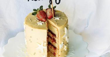 новогодишна-торта
