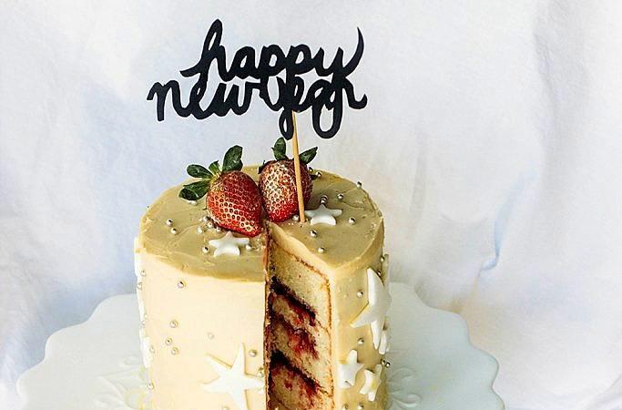 novogodishna torta