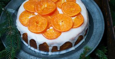 коледна-торта