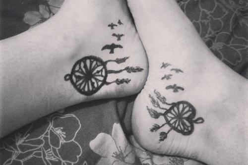 kapan za sunishta jenska tatuirovka