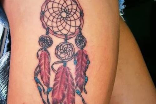 jenska tatuirovka kapan za sunishta