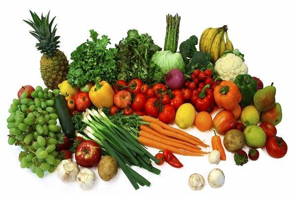 indiiska zelenchukova dieta