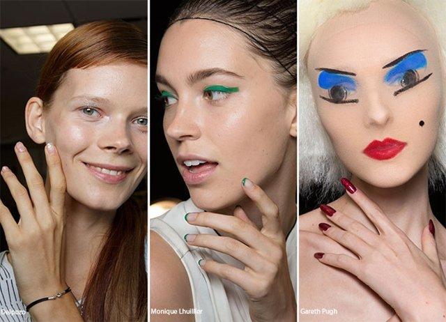 Модный лето маникюр 2016 модные тенденции