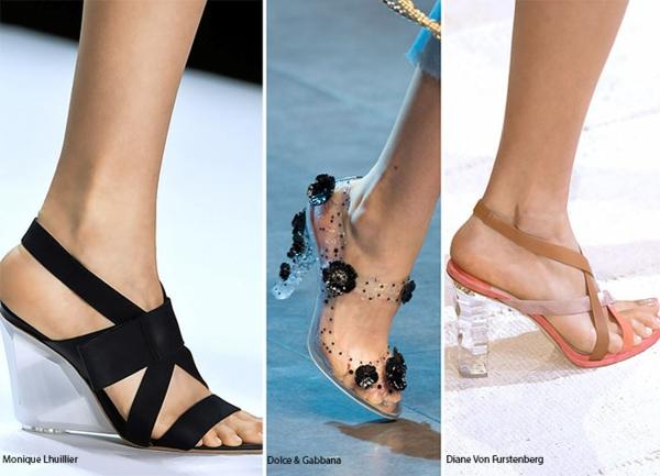 обувки тенденции 2016