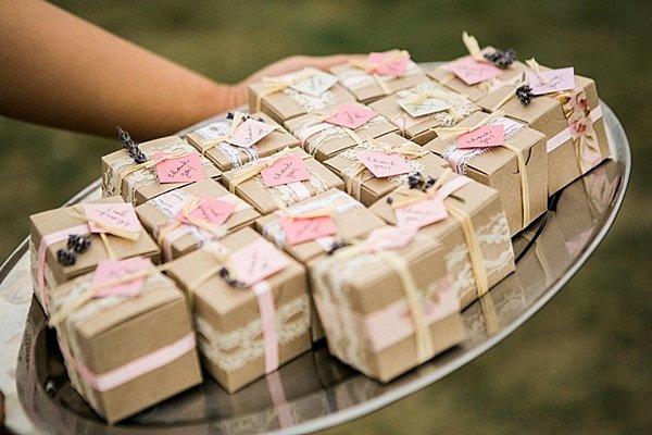 подаръци за гости на сватба