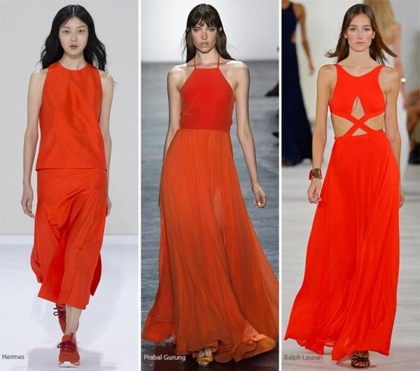 тенденции при цветовете 2016