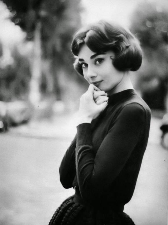 фотографии -на-Одри-Хепбърн
