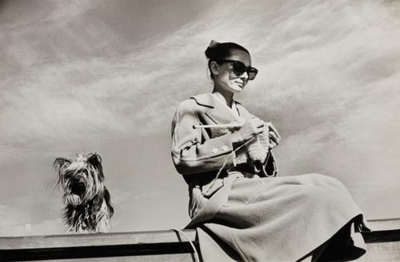 Неизвестни фотографии на Одри Хепбърн