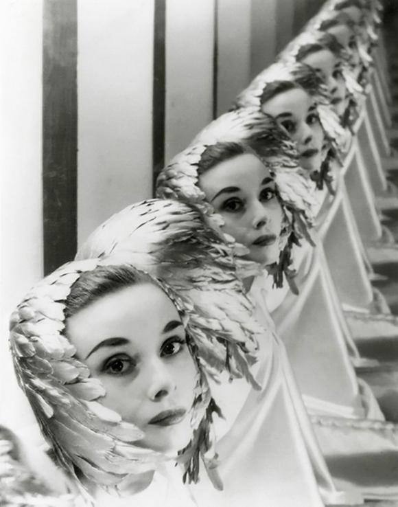 фотографии на Одри Хепбърн