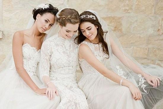 прически за сватба