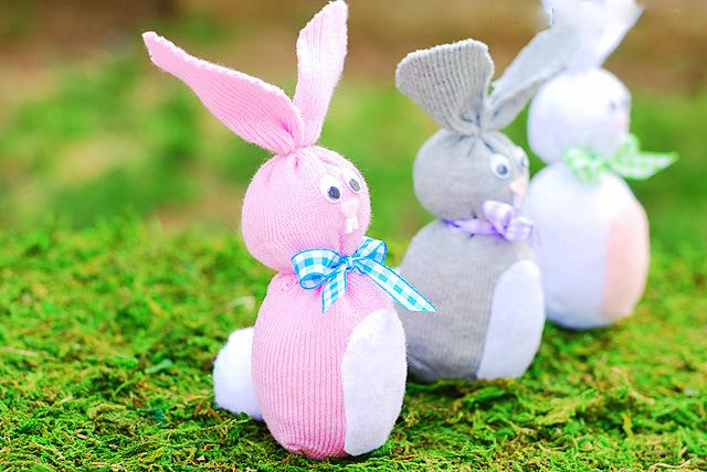 великденски зайчета