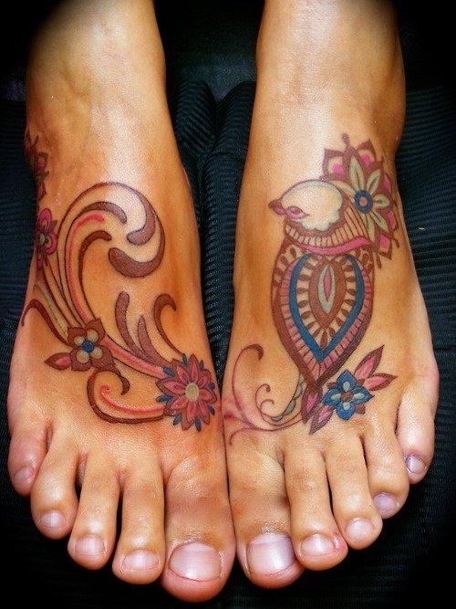 женски-татуси-за-крак