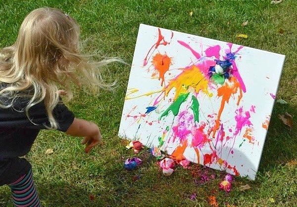 детска игра за Великден