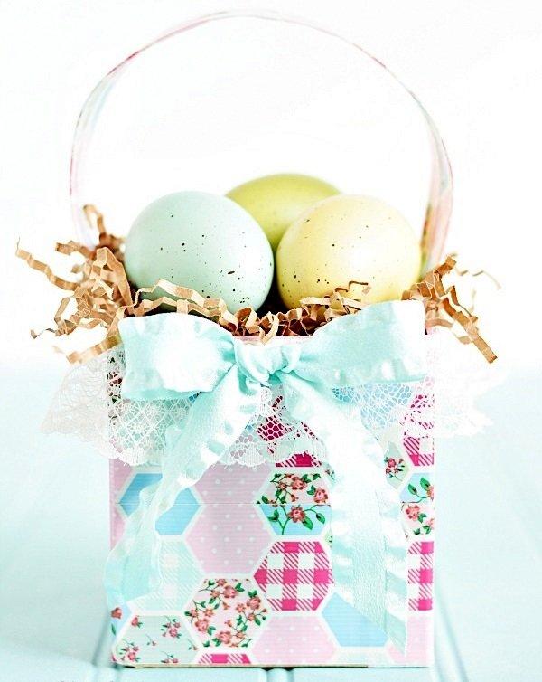 кошничка за Великден