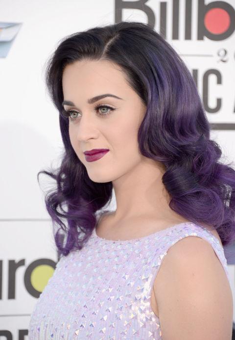 лилава-коса