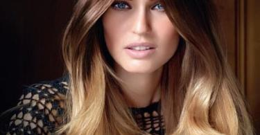 2016 ombre hairstyle