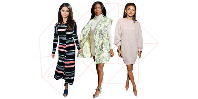 плетени рокли за зимата