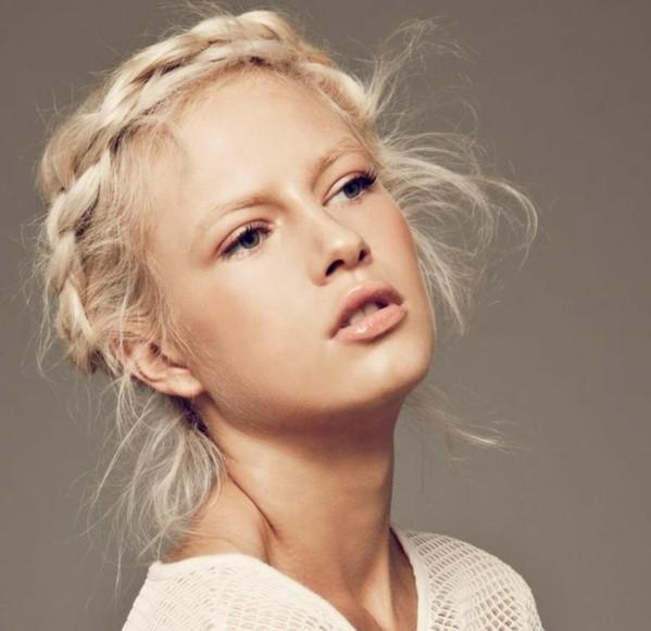 прически с прибрана коса за 2016