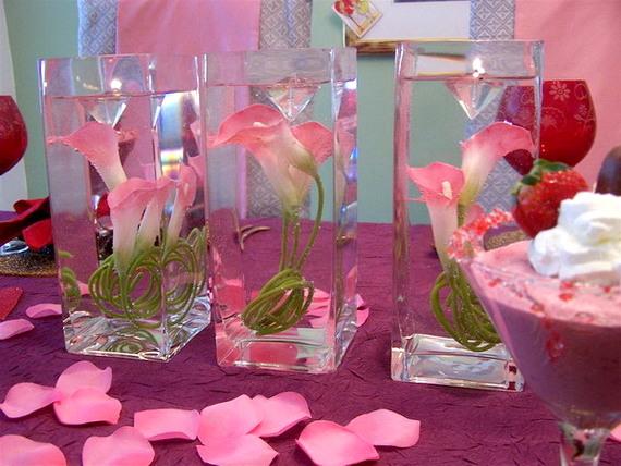 romantichna dekoraciq za sveti valentin